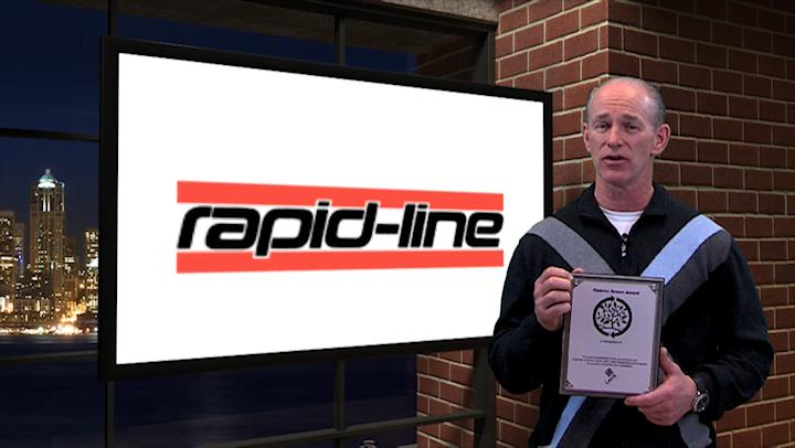 Rapid-Line - Forever Green Award