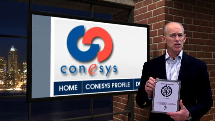Conesys - Forever Green Award